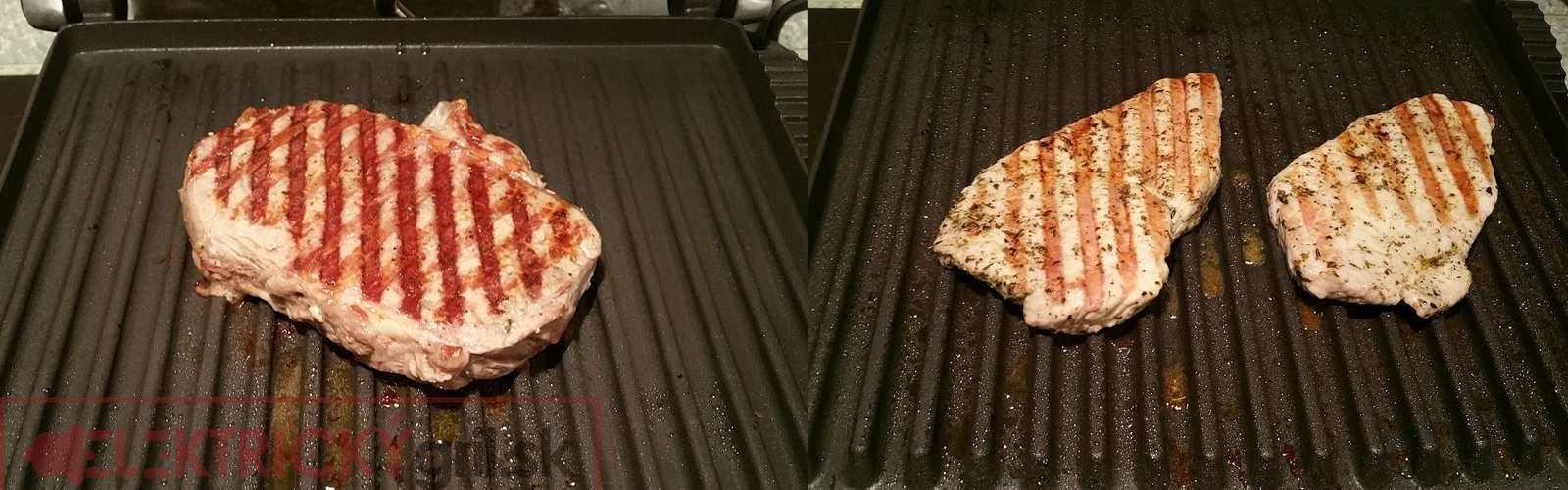 steak - elektrický gril Catler