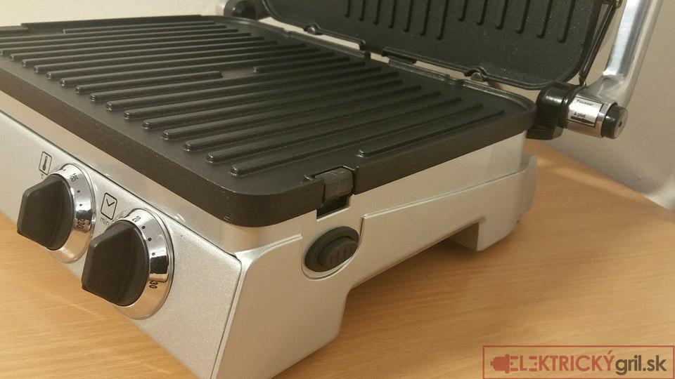 uvoľniť platne tlačidlom-concept ge3000