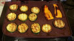 Zelenina na grile DéLonghi