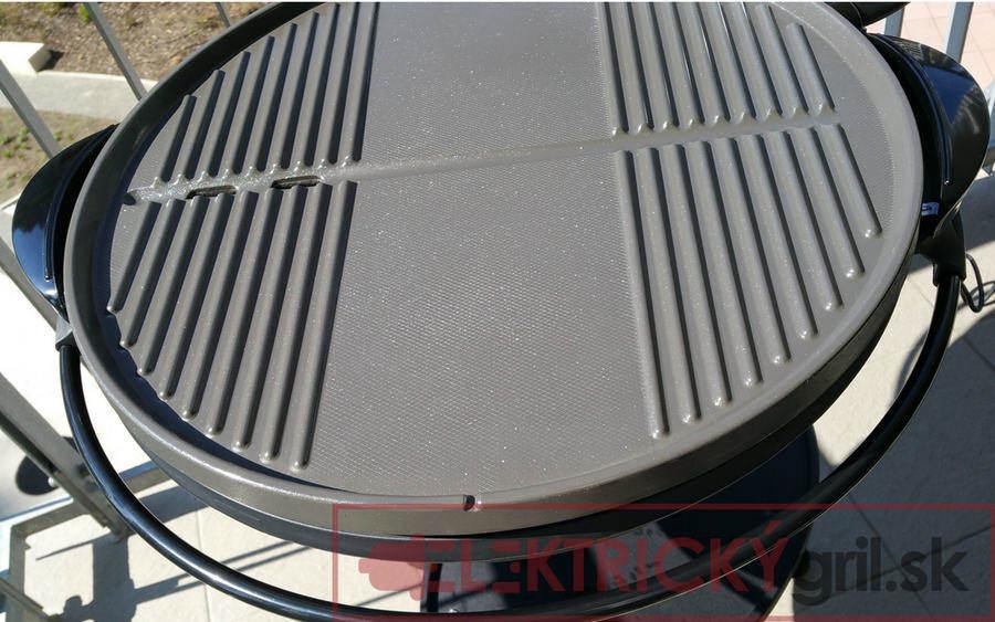 Steba VG 400 platňa