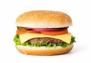 morčací hamburger
